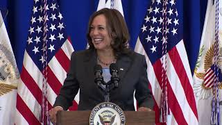 Vice President Harris Delivers Remarks at a Vaccine Mobilization Event