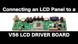 MSD338STV5 0 flash firmware for 7inch LCD N070ICG-LD1 3,3V - Diy