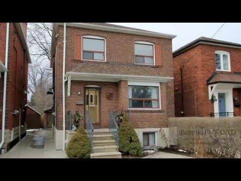 (Leased!) Detached 3 bdrm | Davisville Village, Toronto | Bonnie Byford R.E.