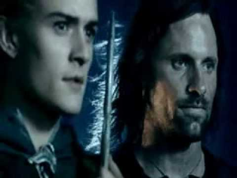 aragorn and legolas relationship help
