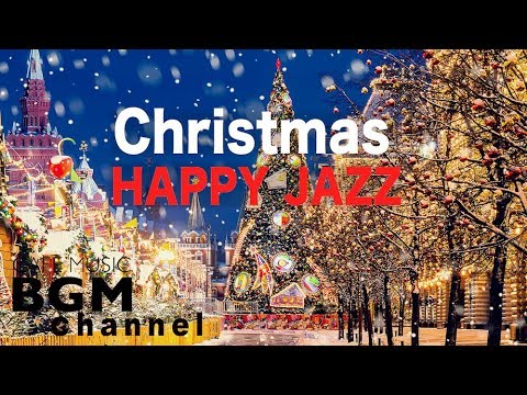 ❄️Happy Christmas Music - Relaxing Christmas Jazz Music - Christmas Playlist