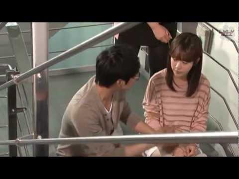 Park Yoochun & Han Jimin - RP BTS moments' collection Part 4.avi