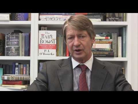 P. J. O'Rourke's THE BABY BOOM: vs. the Greatest Generation