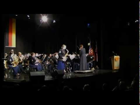Carmen Fantasy - Saxophone and Band - Stacy Wilson