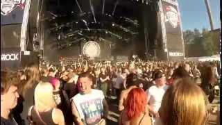 Bring Me The Horizon - Shadow Moses live at Tuska Festival 2014
