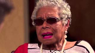 Maya Angelou Talks The Truth, Recalls Talking To Tupac