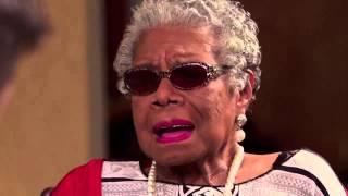 Maya Angelou Talks The Truth, Recalls Talking To Tupac