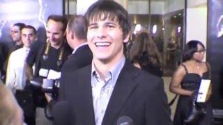 Jason Ritter Interview - Freddy Vs Jason Premiere