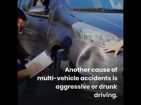 Multi-Vehicle Collisions: Who Is At Fault?
