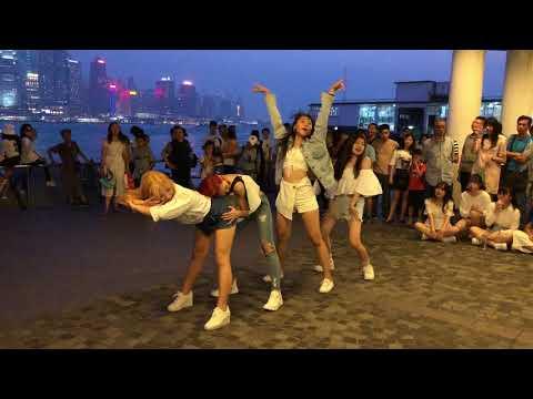 'FOREVER YOUNG +  'DDU-DU DDU-DU (뚜두뚜두)'(Dance Cover) @ LynX 4th Anniversary Showcase 2018/08/25