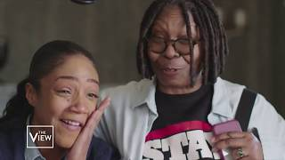 Tiffany Haddish On Her Love For Whoopi Goldberg   The View