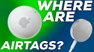 The Status of AirTags