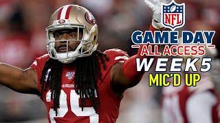 NFL Week 5 Mic'd Up,