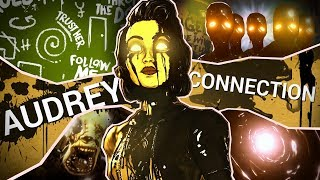 How Audrey Connects BATDR to BATIM (Bendy & the Dark Revival Theories)