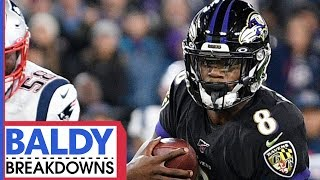 Why the Ravens Have the Best Offense in the NFL | Baldy Breakdowns