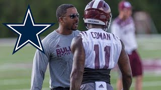 ✭The Dallas Cowboys New DB Coach Maurice Linguist