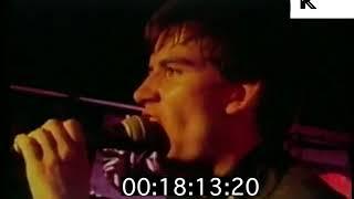1979 London Mod Revival, Secret Affair Pub Gig, Mods Dancing