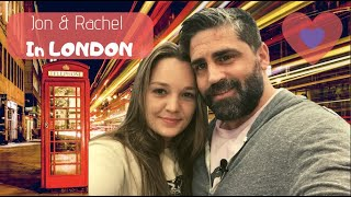 Jon and Rachel travel nightmare in London leads to unexpected
