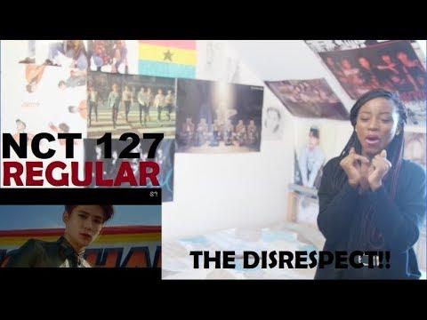 NCT 127 (엔시티 127) - REGULAR (English Ver.) MV REACTION [JAEHYUN STANS COLLECT YOUR MAN]
