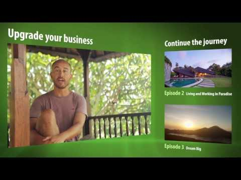 Project Getaway - Episode 1 - Dive into the #1 Getaway for Entrepreneurs