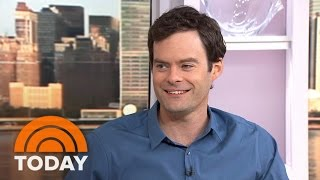 Bill Hader On His Sex Appeal: 'I'm So Embarrassed Right Now'   TODAY