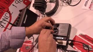 【NAMM2017】話題のガジェットシンセ「Stylophone Gen X-1」デモ演奏