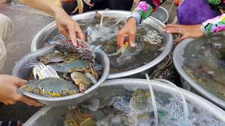 Những món ăn ngon :Kinh nghiệm du lịch phượt mua hải sản ngon ở miền biển