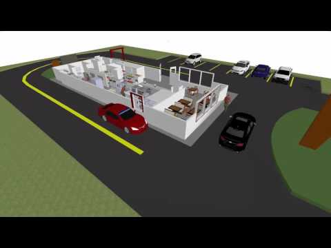 Fast Food Restaurant Simulation