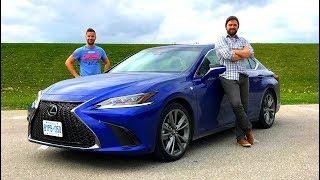 2019 Lexus ES 350 F SPORT // Finally A Sporty ES?