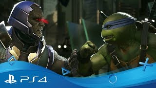 Injustice 2 :  bande-annonce