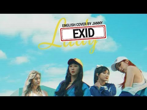 EXID - LADY | English Cover by JANNY