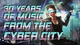 Sounds from Neo-Tokyo 🔊 1 Hour Cyberpunk Mix (1987-2017)
