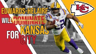 Clyde Edwards-Helaire will DOMINATE for the Chiefs