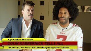 Colin Kaepernick Explains Himself
