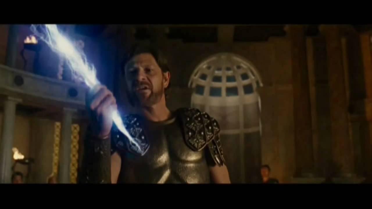 the lightning thief meet gods