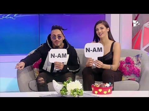 Antonia și Alex Velea la Vorbe Bune cu Lilu   Ediție integrală 7.03.2018