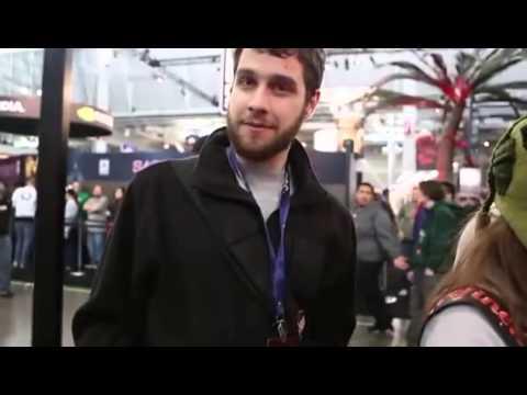 MOGA Gamer Reactions PAX | East 2013