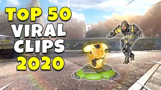TOP 50 VIRAL CLIPS of 2020 - NEW! Apex Legends Funny & Epic Moments