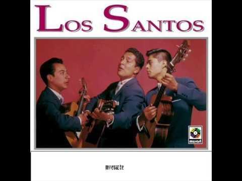 Trio Los Santos - el andariego -