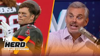 Colin Cowherd predicts the NFL playoffs based on each team's QB | NFL | THE HERD