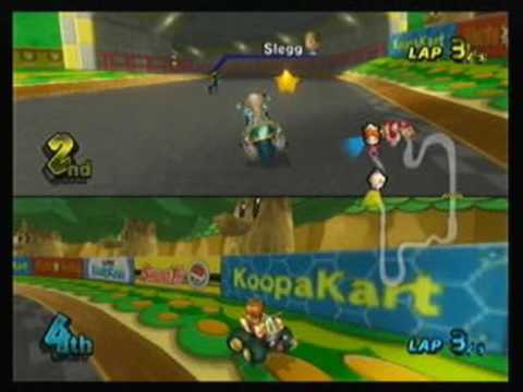 Mario Kart Wii 2008 10 04 GCN Mario Circuit
