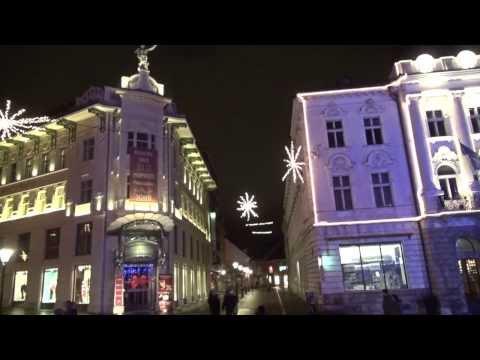 Thumbnail for Fairy tale December in Ljubljana