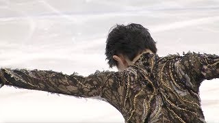 羽生結弦 / Yuzuru Hanyu - 2018 Autumn Classic International  Men - Free Skate - September 22, 2018