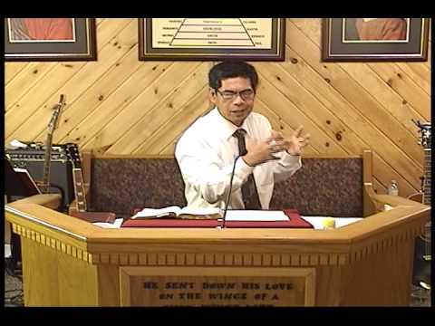 13-0818pm - Our Persistent God - Danny Del Mundo