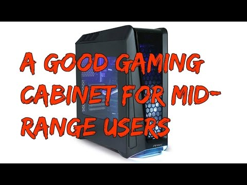 Antec GX1200 Gaming Cabinet Review  Digitin