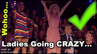 Top 10 *UNEXPECTED & SHOCKING* MOMENTS  For SURPRISED Judges on America and Britain's Got Talent!