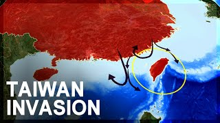 China could invade Taiwan by 2027