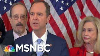 House Unveils Impeachment Articles As Trump Allies Try To Undermine DOJ IG Report | Deadline | MSNBC