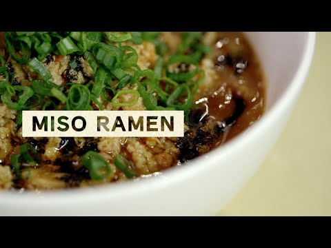 How To Make Miso Ramen With Ivan Orkin