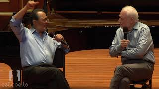 YoYo Ma interview: On Practicing